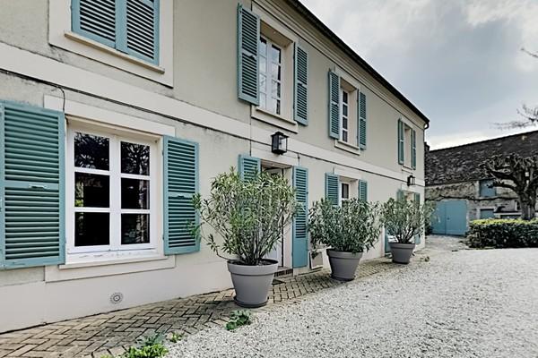 SOUS PROMESSE - Maison 6 pièces à Saint-Sauveur-sur-Ecole (77930)