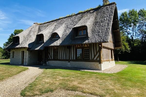 Maison 7 pièces à Gonneville-sur-Honfleur (14600)