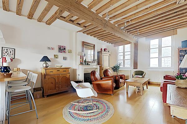 Maison 9 pièces à Honfleur (14600)
